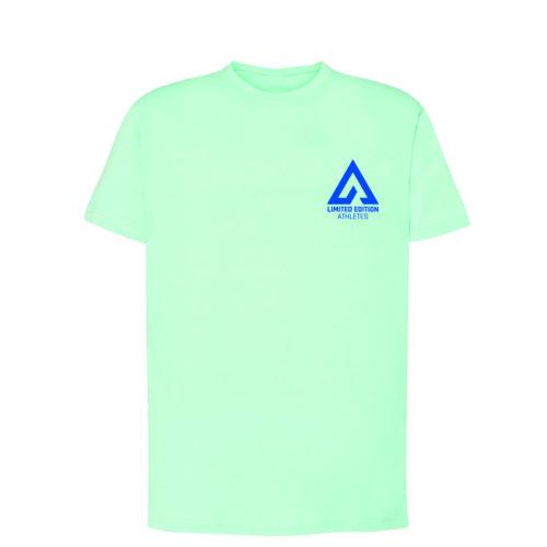 Camiseta verde menta SexAdaptRock