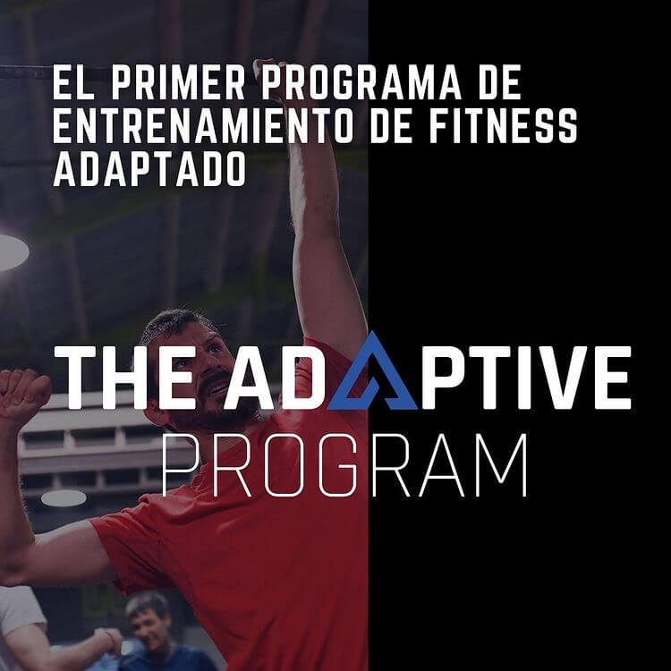 The Adaptive Program - programas de entrenamiento adaptados a tus necesidades